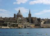 Début des aventures linguistiques à Malte