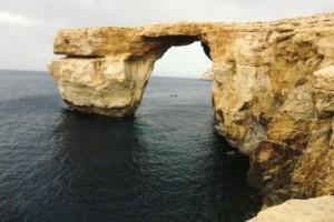 Azure Window à Gozo